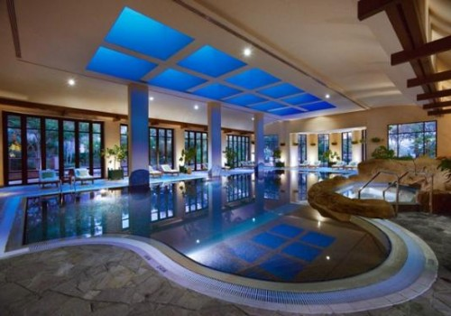 Grand Hyatt Dubai Indoor Pool